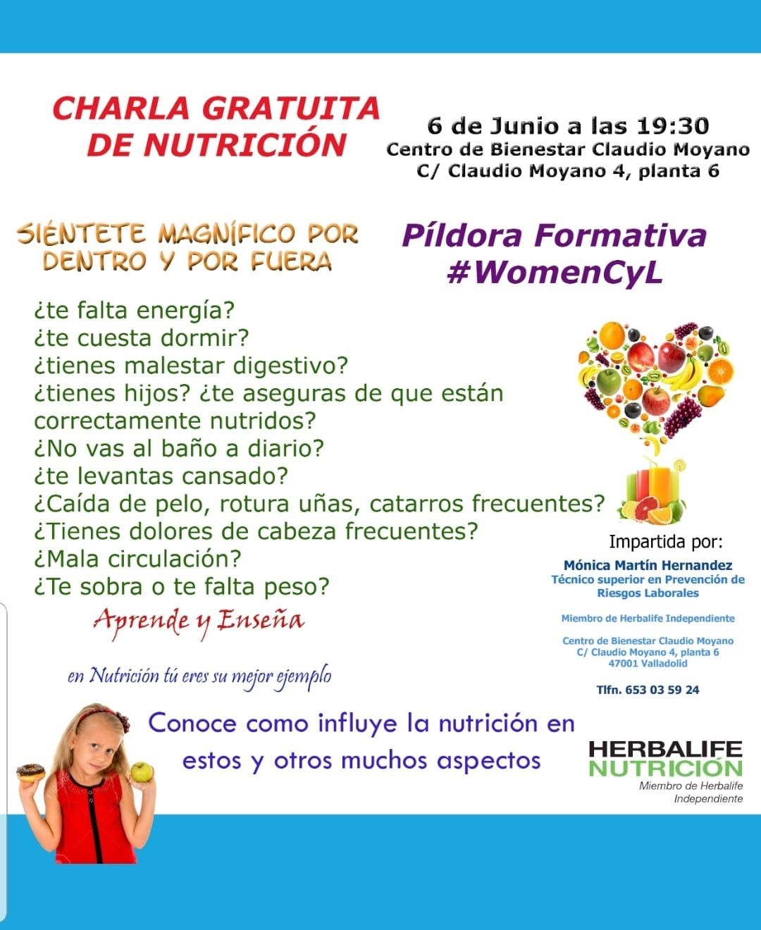 cartel_Nutricion_MonicaMartin_WomenCyL