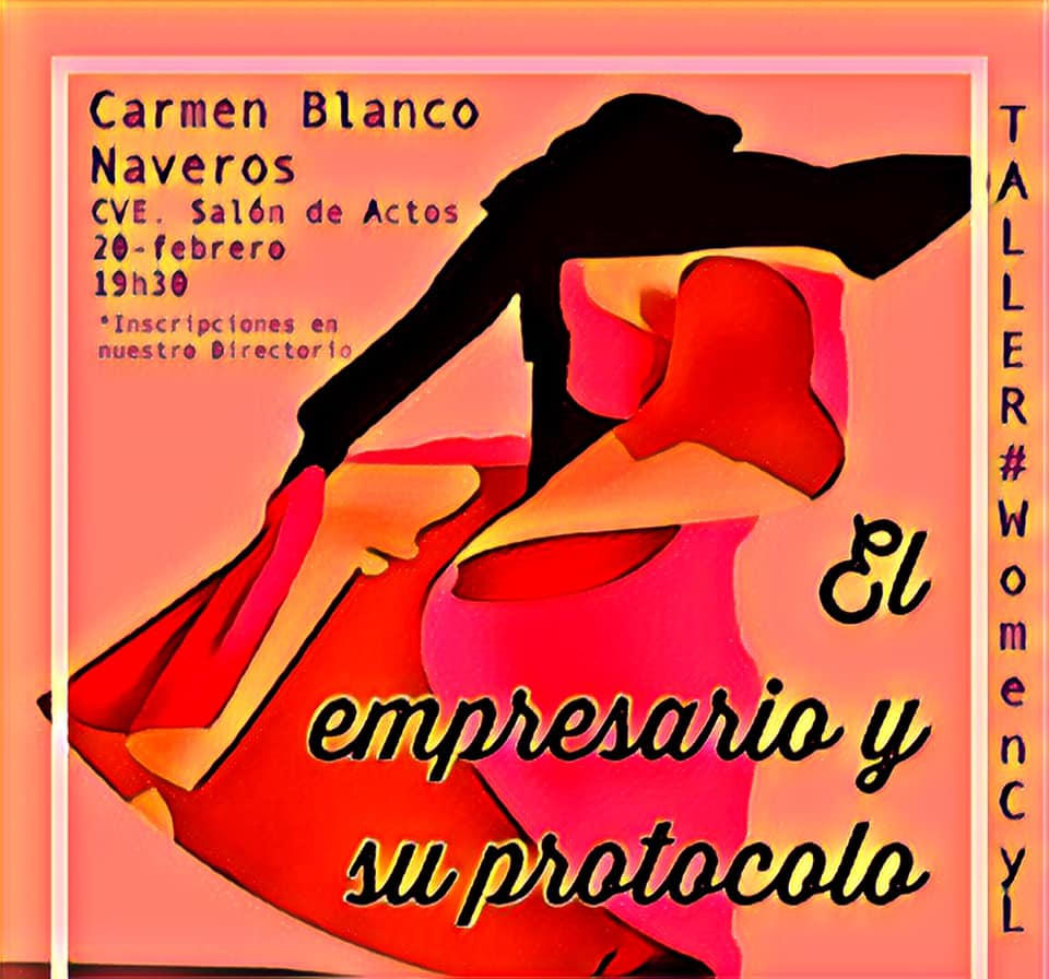 cartel_ProtocoloEmpresarial_WomenCyL
